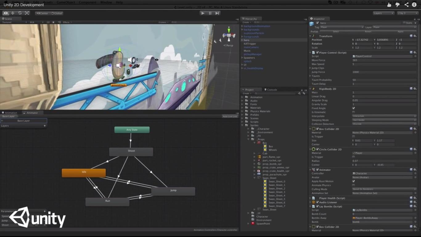 Unity Pro 2019.2.14 Crack + Keygen 2020 Here {Full Version}