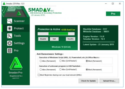 Smadav 2020 Rev 13.3 Crack + Pro Serial Key Full Version Download