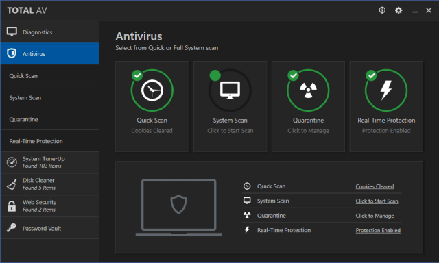 Total AV 2020 Antivirus Crack + Total Free Serial Key For PC {LifeTime}