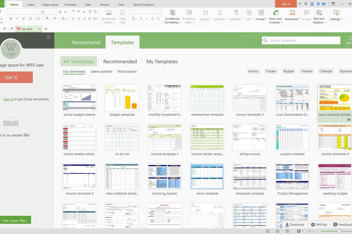 Download WPS Office Premium 11.2.0.9127 Crack License Key [ APK ]
