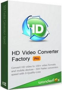 HD Video Converter Factory Pro 18.7 Serial Key + Crack {Keygen 2020}