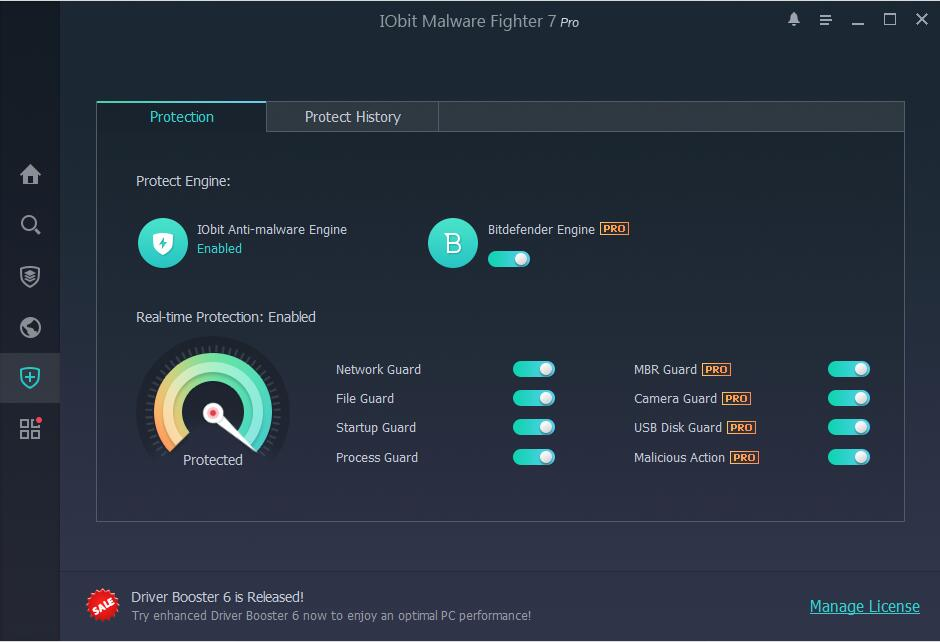 IObit Malware Fighter Pro 7.5.0.5842 Crack With Latest Serial Key 2020