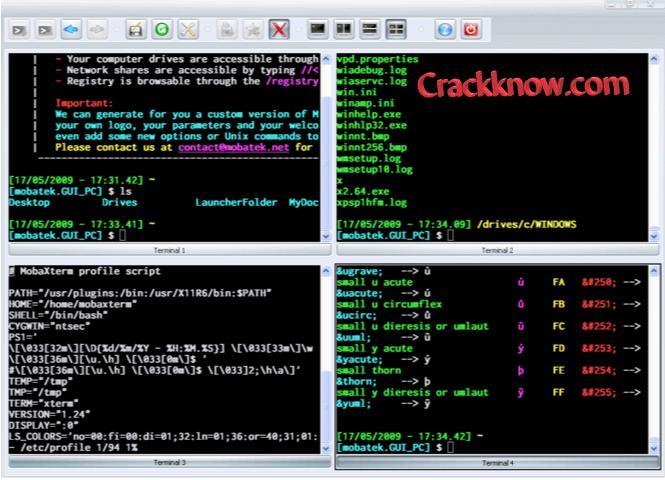 MobaXterm 20.0 Crack + Free Torrent 2020 Download