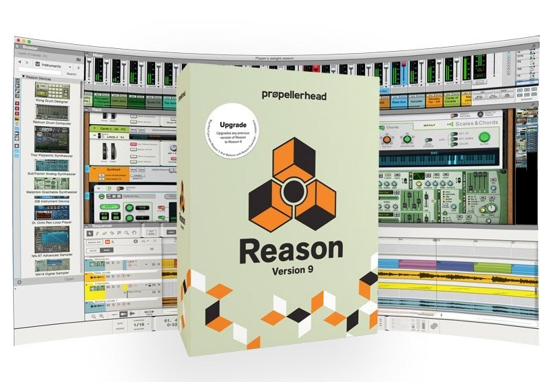 Reason 11.2 Crack With Keygen Free Download [Mar 2020]