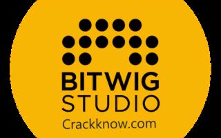 Bitwig Studio 3.1.3 Crack Full Torrent Download (2020)
