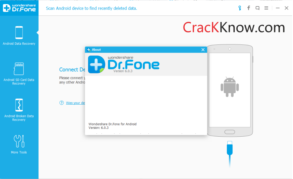 Wondershare Dr.Fone 10.3.5 Crack Full Torrent Free Download