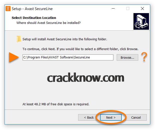 Avast SecureLine VPN Crack 5.5.519 + Full Free Download For PC(2020)