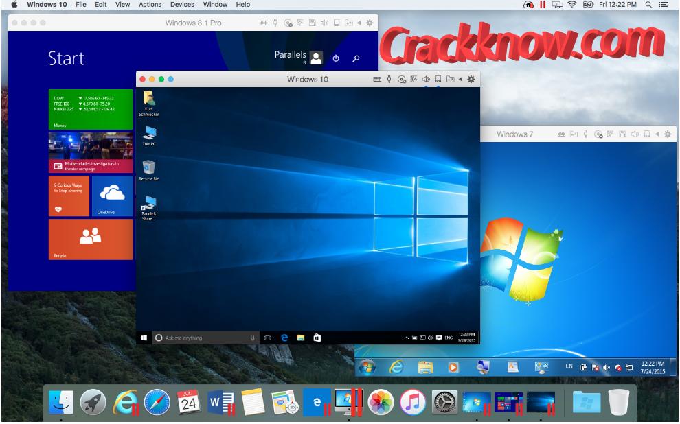 Parallels Desktop 15.1.2.47123 Crack Free Download With Keygen 2020