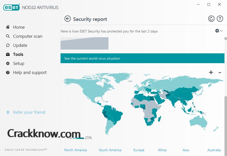 ESET NOD32 Antivirus 13.1.16.0 Crack Download 2020