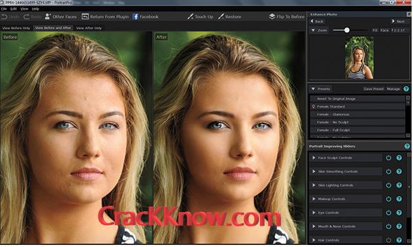 Portrait Pro Studio 19.0.5 Body Crack With Serial Key 2020