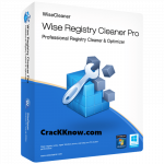 Wise Registry Cleaner Pro 10.2.9.689 Key With Latest Crack 2020