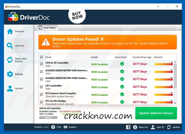 DriverDoc 1.8 Crack + Download License Key With Full Version 2020