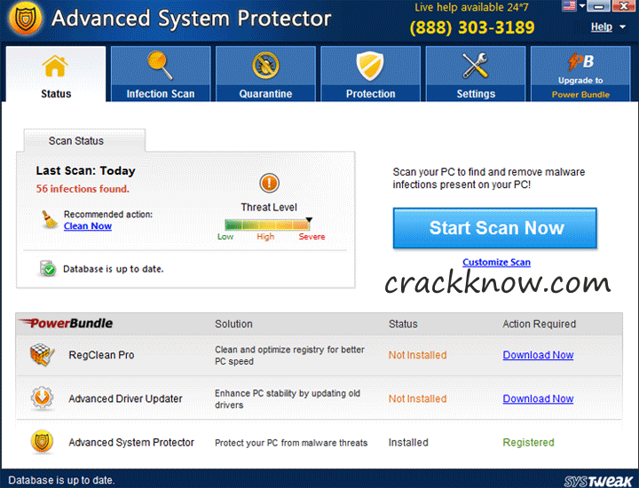 Advanced System Protector 2.3.1000.25195 Crack With Full License Key Download