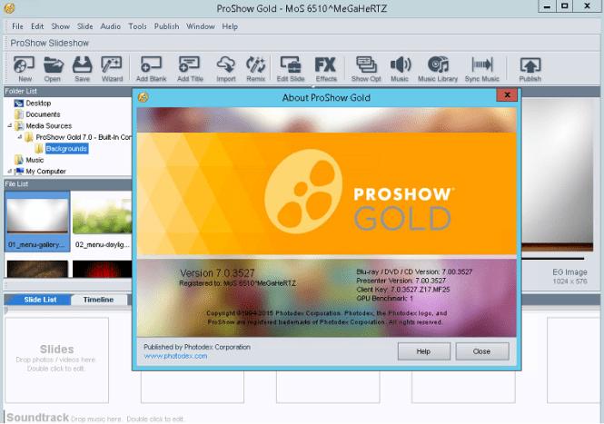 ProShow Producer 9.0.3797 Keygen + Serial Key With Crack 2020