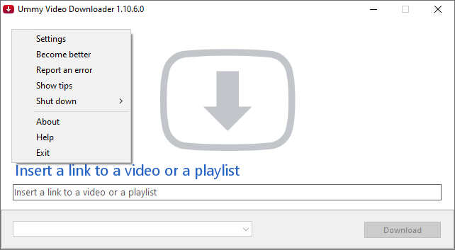 Ummy Video Downloader 1.10.10.2 Crack Full Keygen With License Key