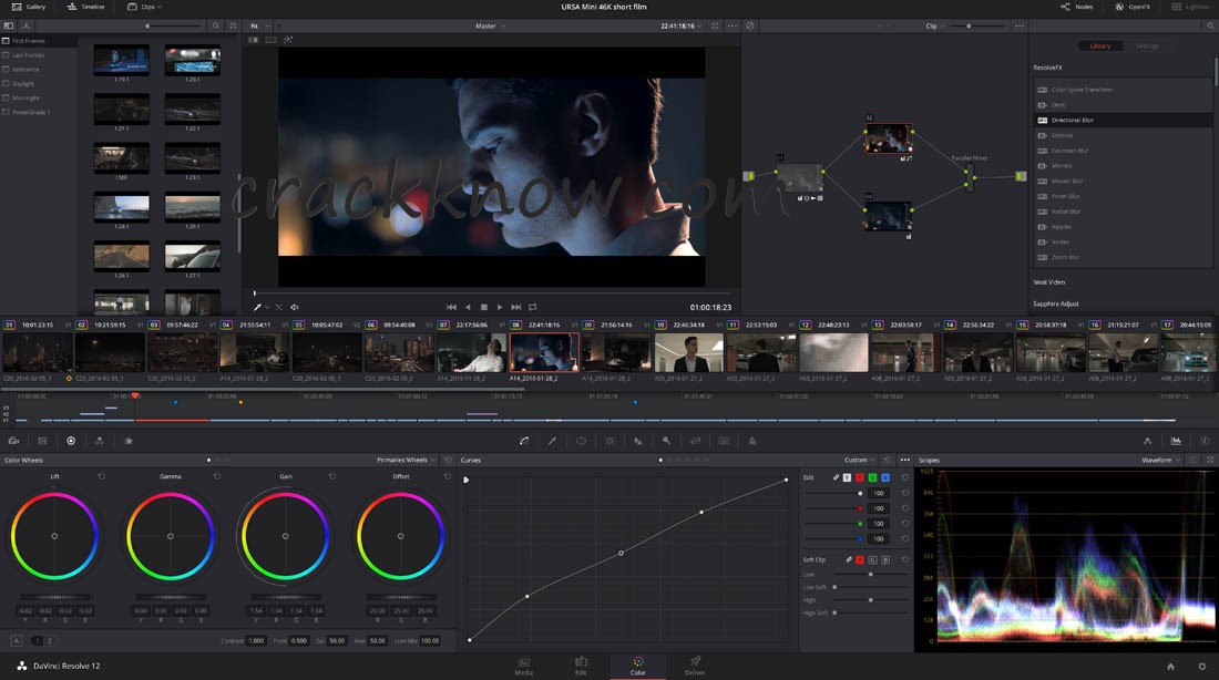 DaVinci Resolve Studio 16.2.1.17 Crack + Full Activation Key Download (2020)