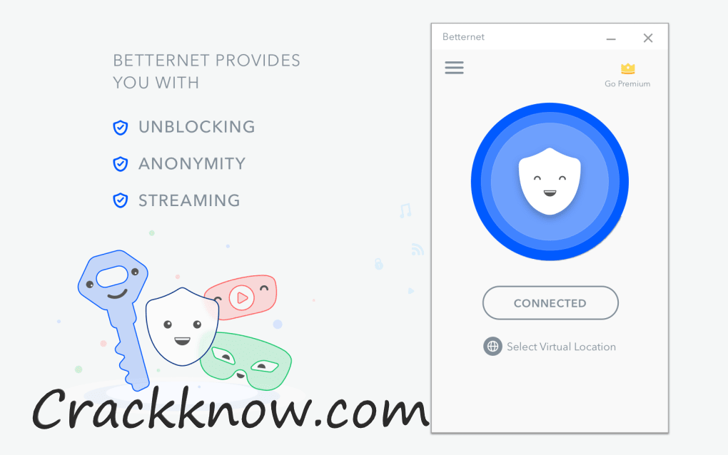 Betternet VPN Premium 5.5.3.452 Crack 2020 + Full Version Download