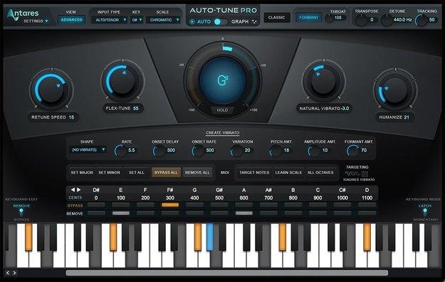 Antares AutoTune Pro 9.1.1 Crack [Serial Key] Full Version [Win/Mac]