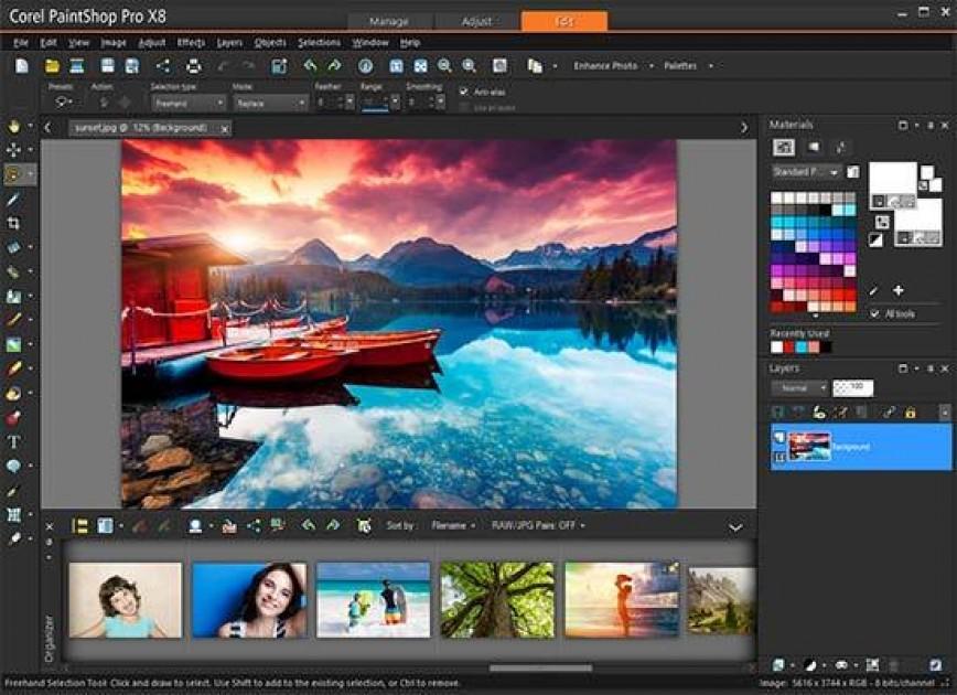 Corel PaintShop Pro Crack 2020 V22.2.0.8 Ultimate Version With Keygen