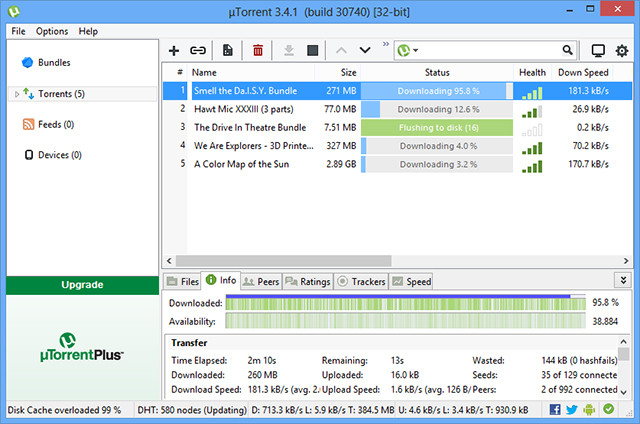 uTorrent Pro 3.5.5 Build 45628 Activation Key With Crack For PC