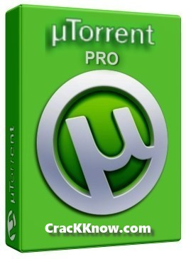 uTorrent Pro Crack 3.5.5 Build 45838 Activation Key With Crack For PC