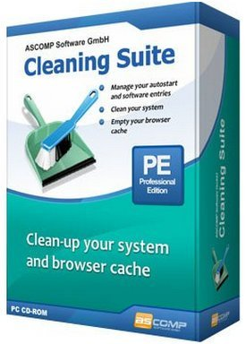 Cleaning Suite Professional 4.000 Crack With Full Latest Version Download