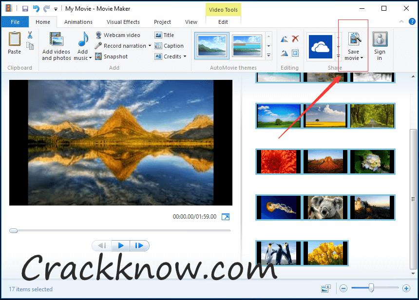 Windows Movie Maker 2020 Crack Full Registration Code Download