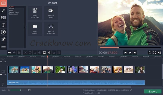 Movavi Video Editor Plus 20.3.0 Crack + Free Activation Key Download 2020