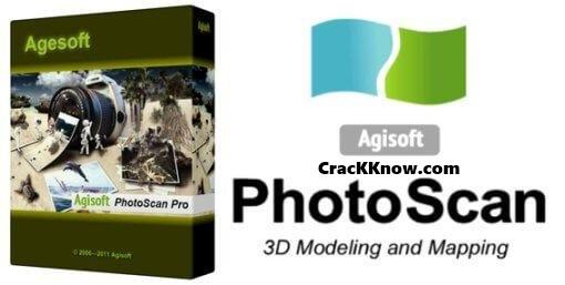 Agisoft PhotoScan 1.7.1 Pro 2021 Crack With Keygen 2021 Working