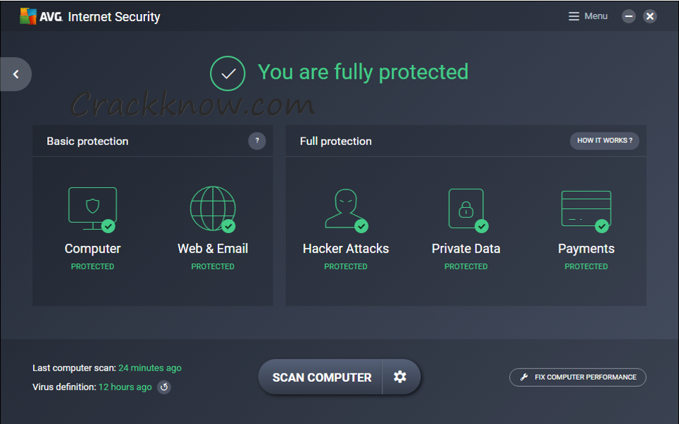 AVG Internet Security License Key v20.3.3120 With Cracked 2020 {Latest}