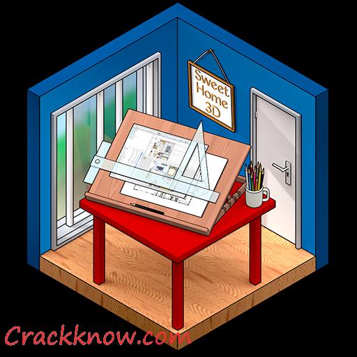 Sweet Home 3D 6.4.2 Crack + Keygen Full Version Download (2020)